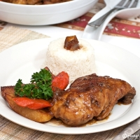 Guest Post: Estofadong Manok (Stewed Chicken)